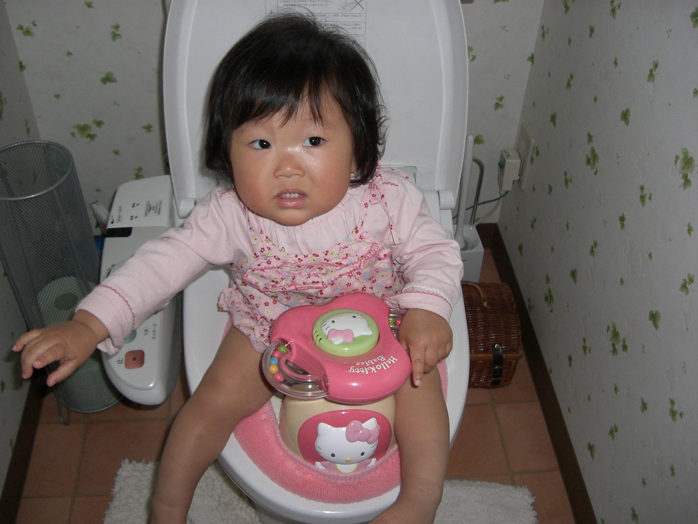 トイレトレーニング投稿画像